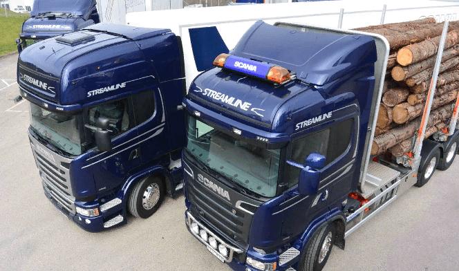 Скания грузовик