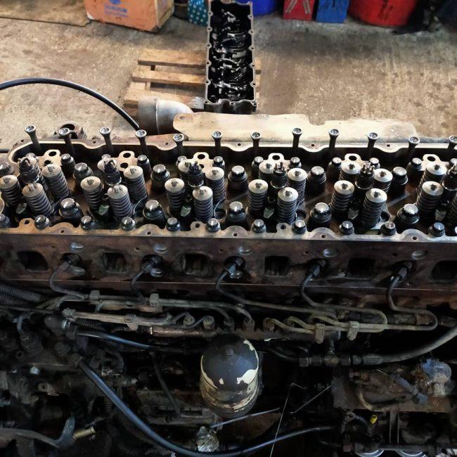 Ремонт ямз-650